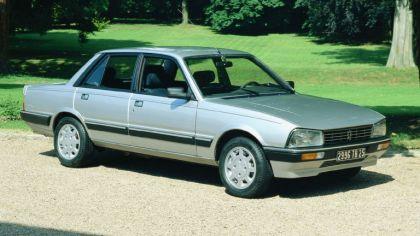 1986 Peugeot 505 V6 4