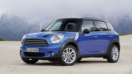 2013 Mini Countryman Cooper ALL4 5