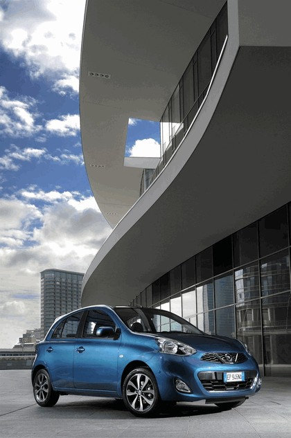 2013 Nissan Micra 6