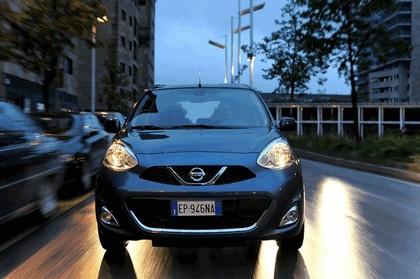 2013 Nissan Micra 17