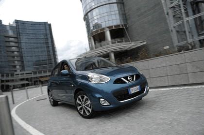 2013 Nissan Micra 19