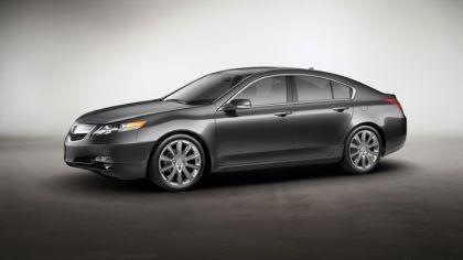2013 Acura TL special edition 9
