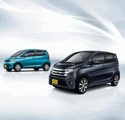 2013 Nissan Dayz 2