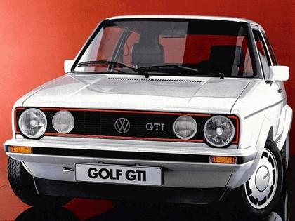 1983 Volkswagen Golf ( I ) GTI Pirelli 3-door 5