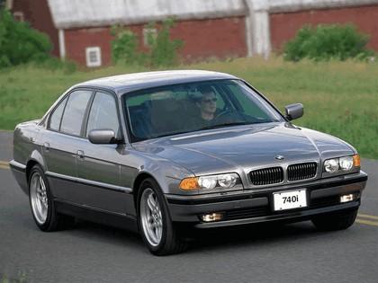 1998 BMW 740i ( E38 ) - USA version 1