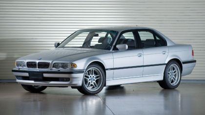 1998 BMW 740i ( E38 ) - USA version 2