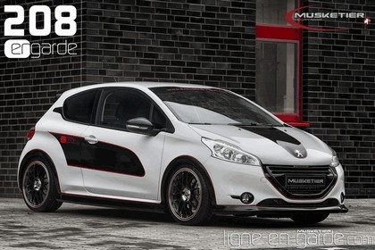 2013 Peugeot 208 engarde by Musketier 4