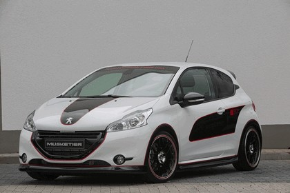 2013 Peugeot 208 engarde by Musketier 7