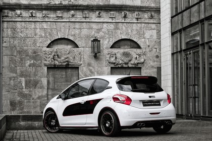 2013 Peugeot 208 engarde by Musketier 18
