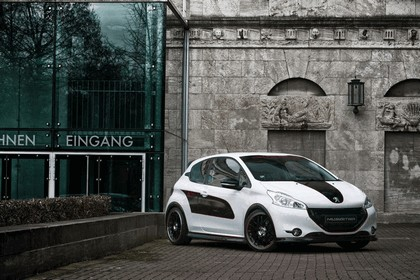 2013 Peugeot 208 engarde by Musketier 20