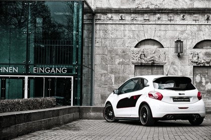 2013 Peugeot 208 engarde by Musketier 21