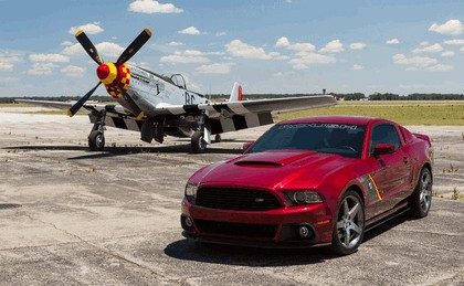 2013 Ford Mustang SR P51 by Roush 33