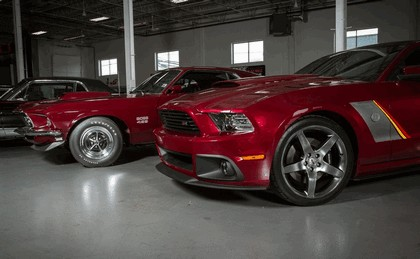 2013 Ford Mustang SR P51 by Roush 38
