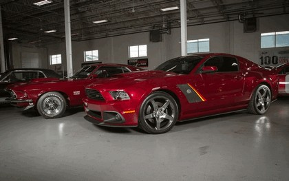2013 Ford Mustang SR P51 by Roush 39