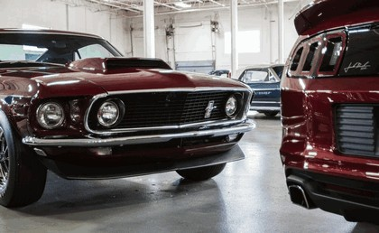 2013 Ford Mustang SR P51 by Roush 50