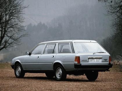 1982 Peugeot 505 Break 3