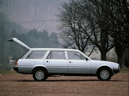 1982 Peugeot 505 Break 4