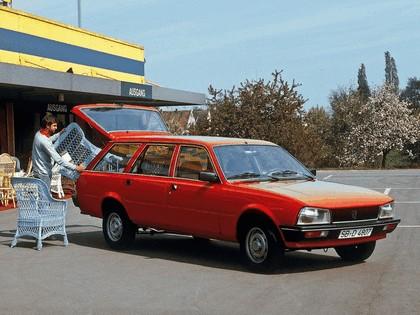 1982 Peugeot 505 Break 7