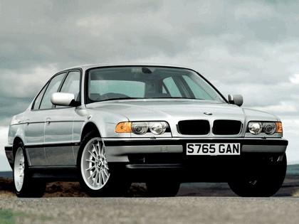 1998 BMW 7er ( E38 ) - UK version 1