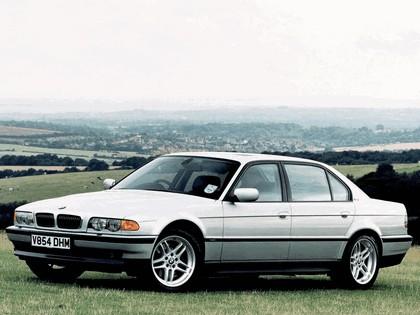 1998 BMW 7er ( E38 ) - UK version 2
