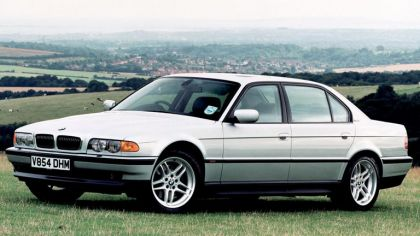 1998 BMW 7er ( E38 ) - UK version 9