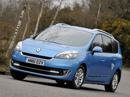2012 Renault Grand Scenic - UK version 1