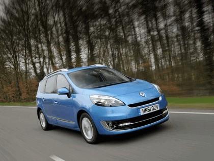 2012 Renault Grand Scenic - UK version 2
