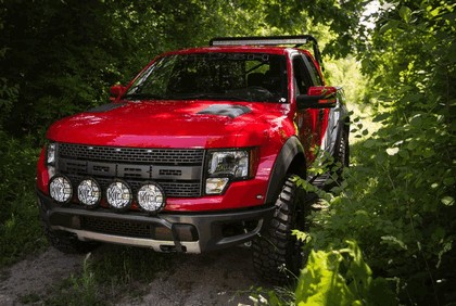 2013 Ford F-150 SVT Raptor by Roush 1