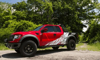 2013 Ford F-150 SVT Raptor by Roush 4