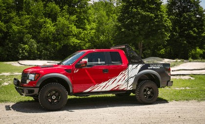 2013 Ford F-150 SVT Raptor by Roush 9