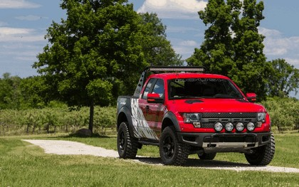 2013 Ford F-150 SVT Raptor by Roush 14