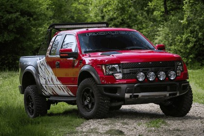 2013 Ford F-150 SVT Raptor by Roush 24
