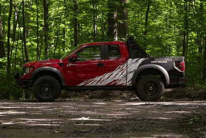 2013 Ford F-150 SVT Raptor by Roush 30