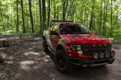 2013 Ford F-150 SVT Raptor by Roush 32
