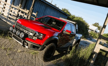2013 Ford F-150 SVT Raptor by Roush 43