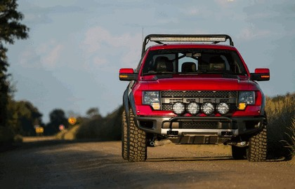2013 Ford F-150 SVT Raptor by Roush 45