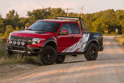 2013 Ford F-150 SVT Raptor by Roush 52