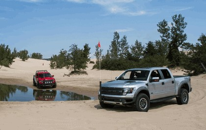 2013 Ford F-150 SVT Raptor by Roush 66