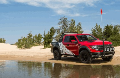 2013 Ford F-150 SVT Raptor by Roush 67
