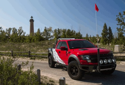 2013 Ford F-150 SVT Raptor by Roush 69