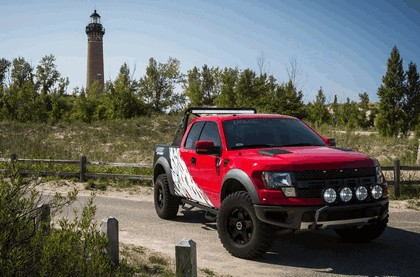 2013 Ford F-150 SVT Raptor by Roush 70