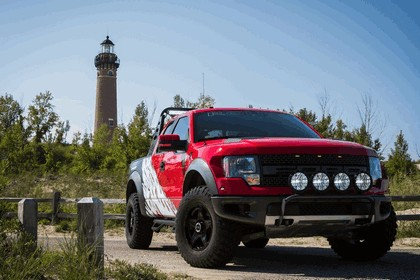 2013 Ford F-150 SVT Raptor by Roush 71