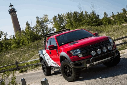 2013 Ford F-150 SVT Raptor by Roush 72