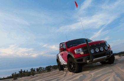 2013 Ford F-150 SVT Raptor by Roush 74