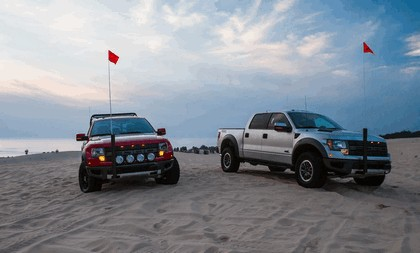2013 Ford F-150 SVT Raptor by Roush 84