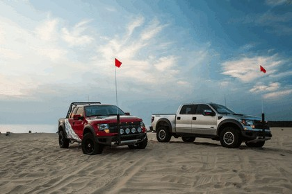 2013 Ford F-150 SVT Raptor by Roush 85