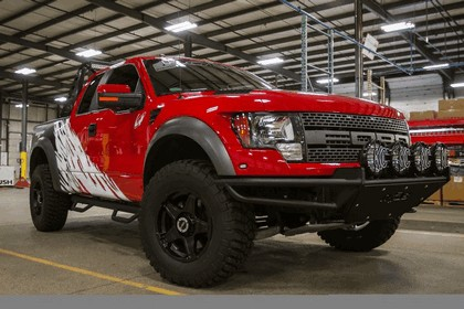2013 Ford F-150 SVT Raptor by Roush 98