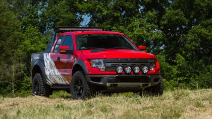 2013 Ford F-150 SVT Raptor by Roush 7