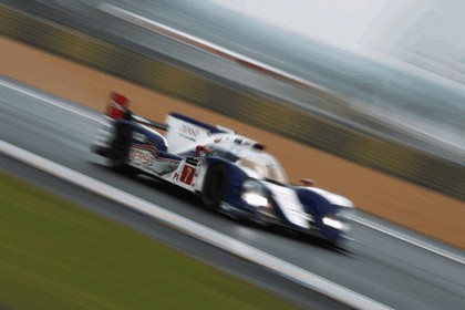 2013 Toyota TS030 Hybrid - Le Mans 24 Hours test day 6