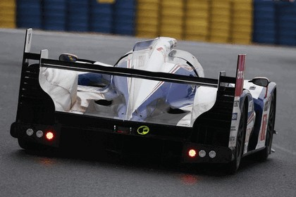 2013 Toyota TS030 Hybrid - Le Mans 24 Hours test day 9